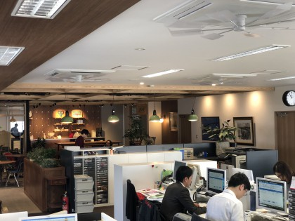 Our office 3